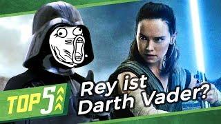 Die 5 beklopptesten Fantheorien zu Star Wars, Potter & Co
