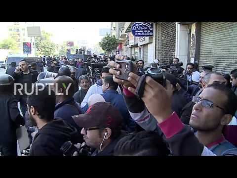 Egypt: Deadly blast leaves 25 Orthodox worshippers dead in Cairo