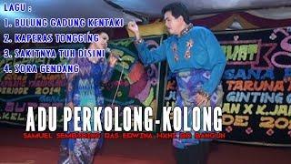 Adu Perkolong-Kolong   Samuel Sembiring ras Erwina Hani br Bangun Bagian 2 MP3