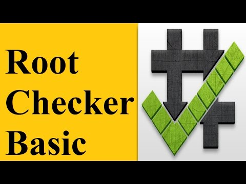 Root Checker Basic