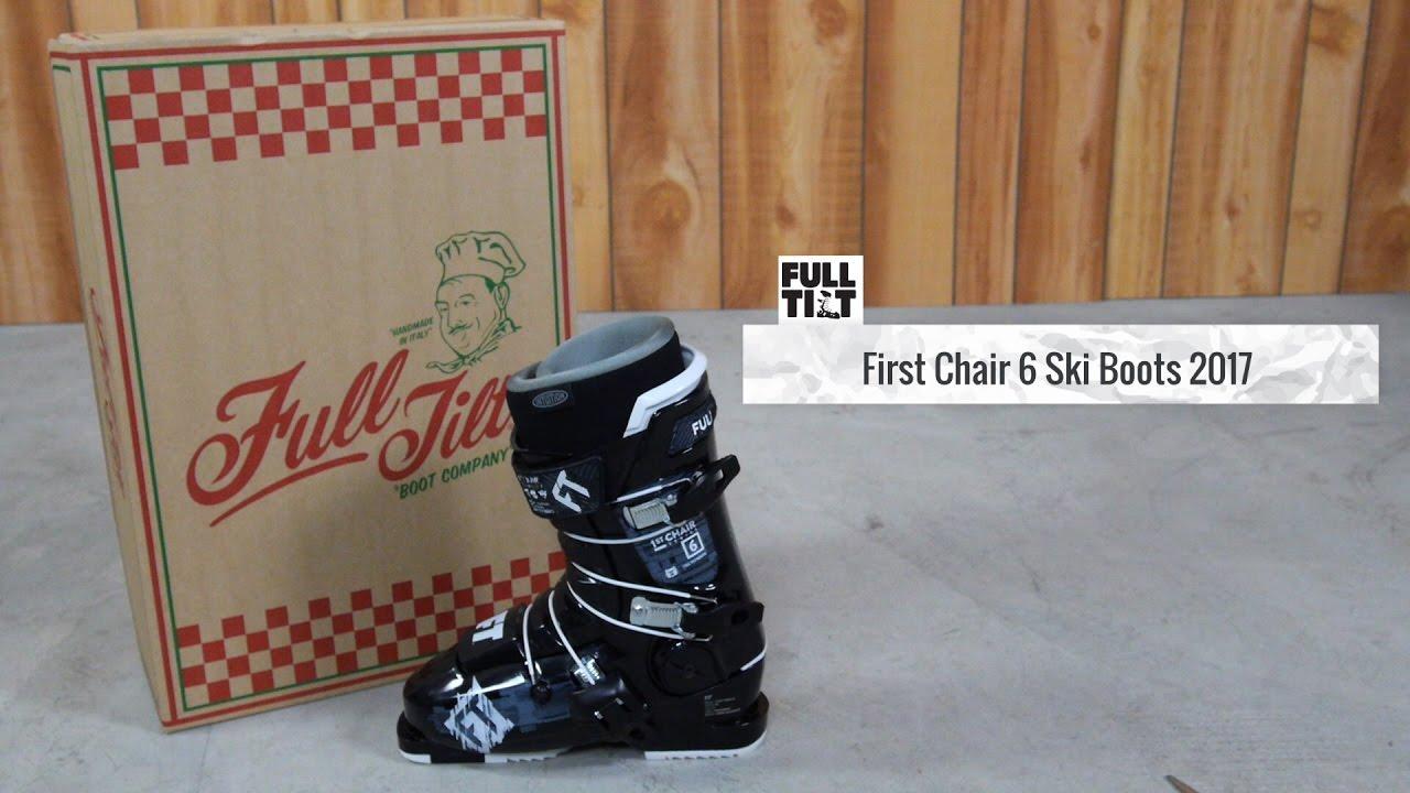 Full Tilt First Chair 6 Ski Boots 2017