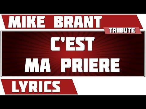 C'est Ma Prière - Mike Brant - Paroles