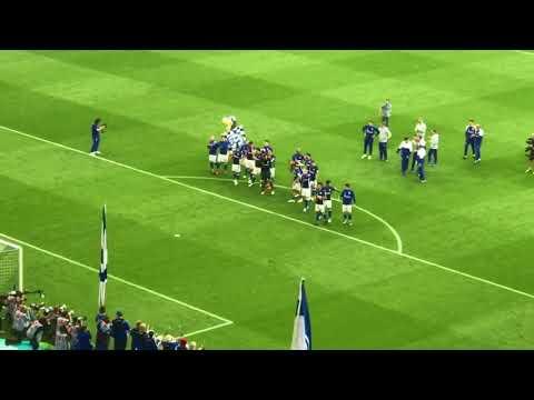 Domenico Tedesco: Die Nachspielzeit zum Revierderby 2018 — Schalke 04 - Borussia Dortmund — 2:0