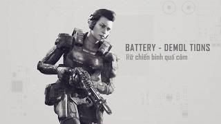 BATTERY DEMOLITIONS - Nữ chiến binh quả cảm | Call of Duty Mobile VN