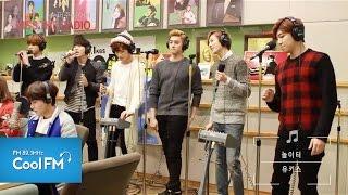 2015.01.30_KBS Cool FM 89.1MHz 매일 22:00~24:00 슈퍼주니어의 키스 ...