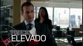 Suits. La clave del éxito - Harvey