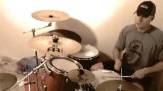 Love, Hate, Sex, Pain - Godsmack (Drum Cover)