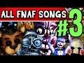 أغنية FIVE NIGHTS AT FREDDY S SONGS TryHardNinja Volume 3