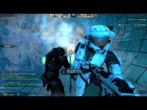 Counter-Strike Global Offensive: Zombie Escape - ze_Destruction_of_Exorath_v2 (Extreme Mode) on GFL