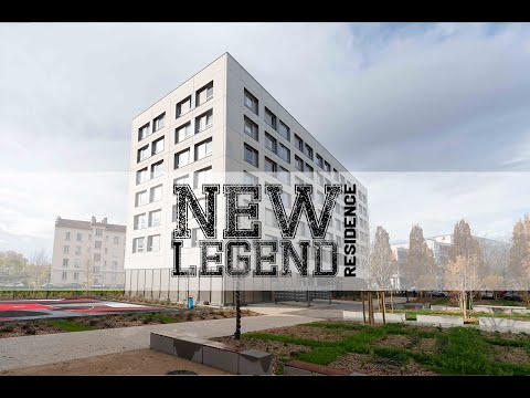 Résidence Etudiante Suitétudes New Legend Lyon