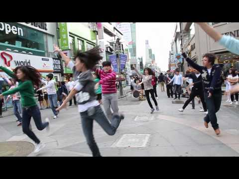 Passion Of Pohang (POP) - Flash mob!!!!