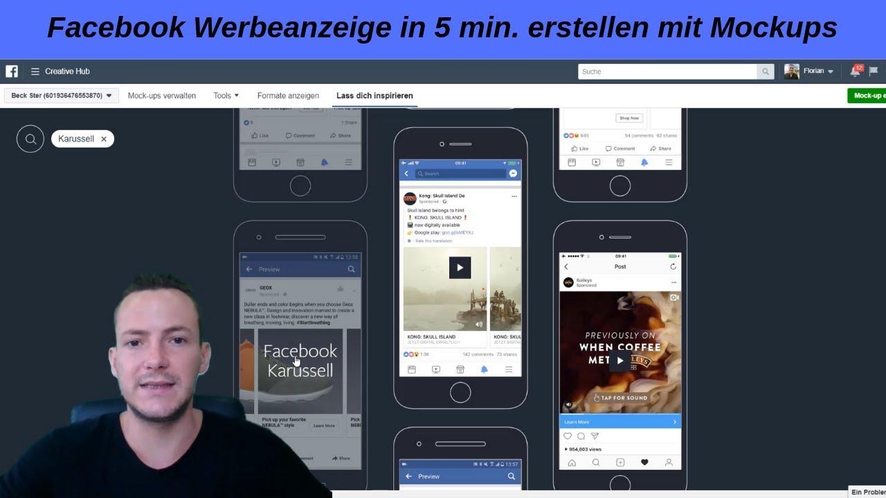 Facebook Werbeanzeige erstellen - Anleitung für 2019