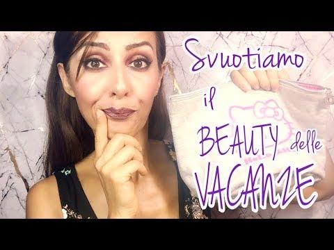 BEAUTY DELLE VACANZE: HO USATO TUTTO ??  con Francesca LadyMija83