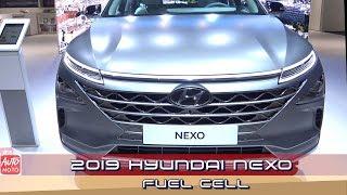 2019 Hyundai Nexo Fuel Cell - Exterior And Interior Walkaround