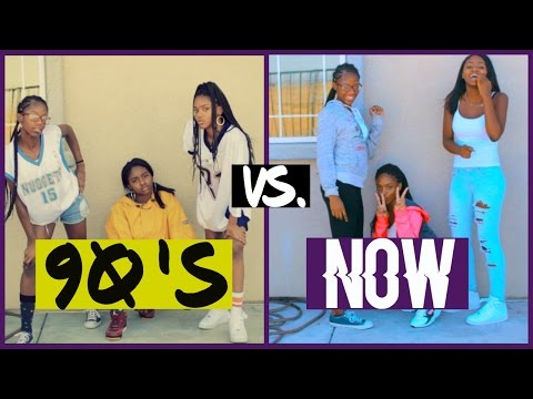 90's VS NOW|| Generations