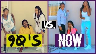 90's VS NOW   Generations