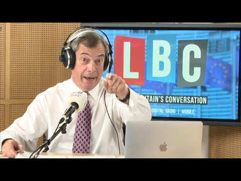 The Nigel Farage Show: Blair,Major,Clegg and Heseltine. This is real collusion LBC - 17th Oct 2018.