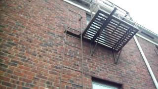 Fire Escape Inspection Load Test Certification Maywood NJ 866-649-0333 FireEscapeEngineers.com