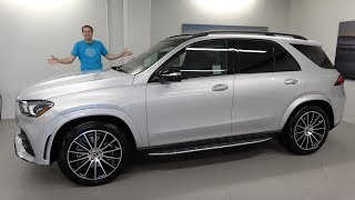 homepage tile video photo for The 2020 Mercedes-Benz GLE is an Excellent Luxury SUV