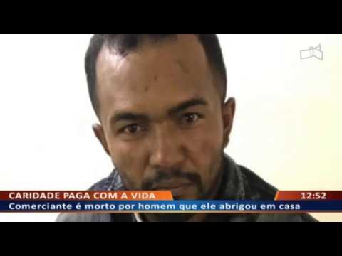 DF ALERTA - Comerciante é morto por homem que ele abrigou em casa