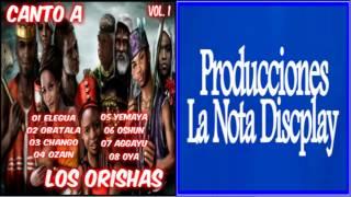 canto a los orishas vol  1