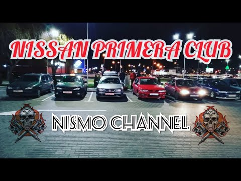 NISSAN PRIMERA P11. ВСТРЕЧА NISSAN PRIMERA CLUB 2019.