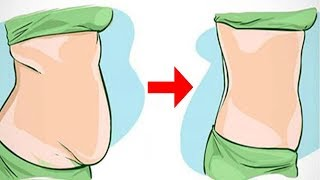Diese einfache Übung hilft innerhalb von 30 Tagen dabei Bauchfett los zu werden!