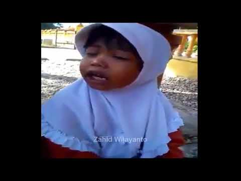 NGAKAK Tapi TERHARU Curhatan Anak SD Medan Tentang Orang Tuanya