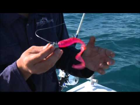 Fishing Soft Plastics in Deep Water