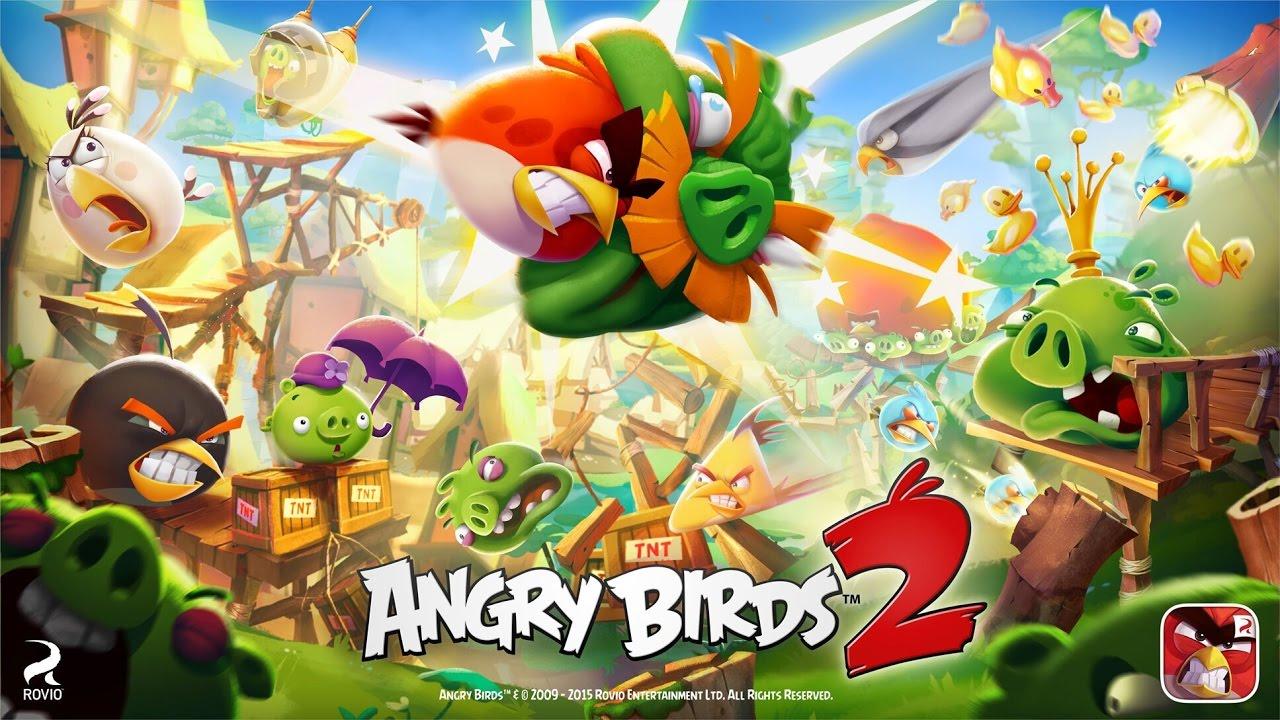 Скачать мод angry birds 2