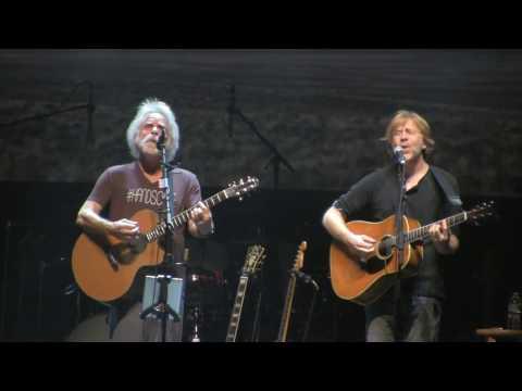 Bob Weir and Trey Anastasio - Full Set (Acoustic) at Wanee Festival (Spirit of Suwannee Music Park)