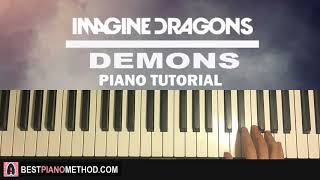 Baixar HOW TO PLAY - Imagine Dragons - Demons (Piano Tutorial Lesson)