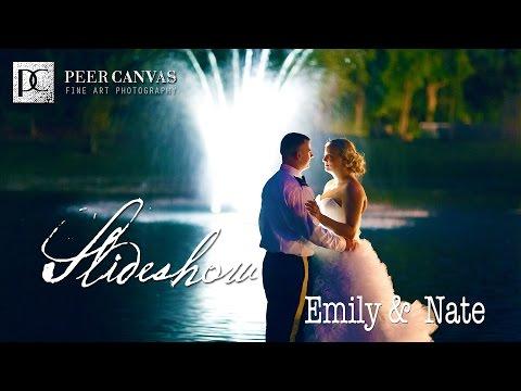 Wedding Slideshow   DC Estate Winery Emily + Nate by Peer Canvas Rockford Wedding Photographer