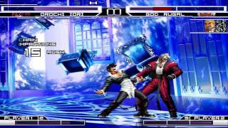 OROCHI IORI VS TEAM RUGAL