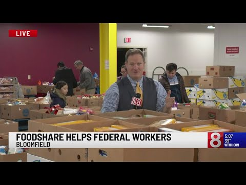 Foodshare looks to help government workers with food pantry