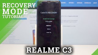 Recovery Mode in REALME C3 – How to Enable Recovery Features