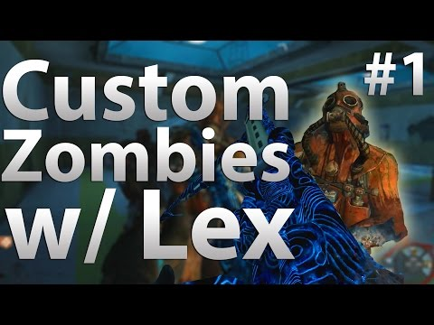 """""""WTF IS THIS"""" - Leviathan Custom Zombies #1 (Call of Duty World at War Custom Zombies)"""