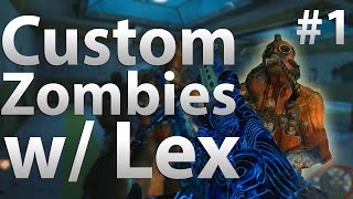 """WTF IS THIS"" - Leviathan Custom Zombies #1 (Call of Duty World at War Custom Zombies)"