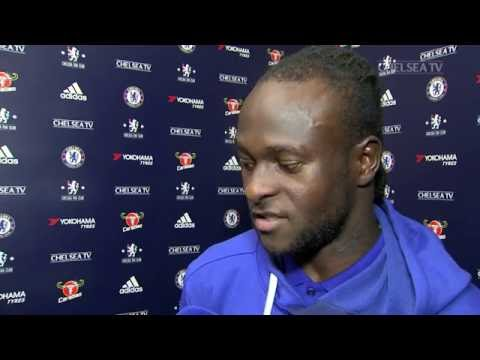MOSES: Great to get a goal