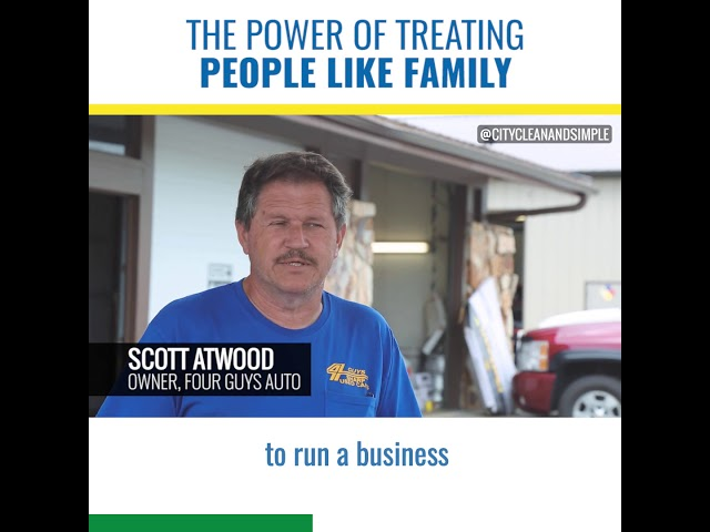 The Power of Treating People Like Family