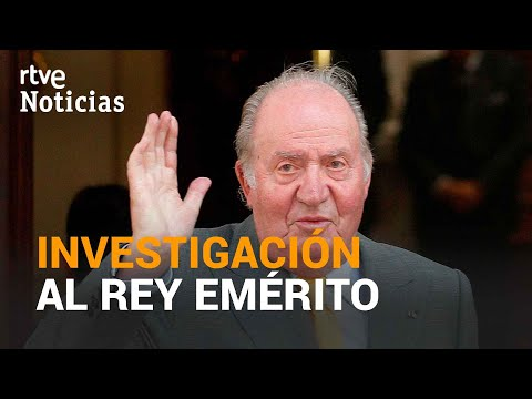 Nuevos DATOS sobre las FINANZAS del REY emérito Juan Carlos I | RTVE Noticias
