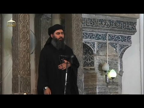 Is Anfuhrer Al Baghdadi Moglicherweise Tot Youtube
