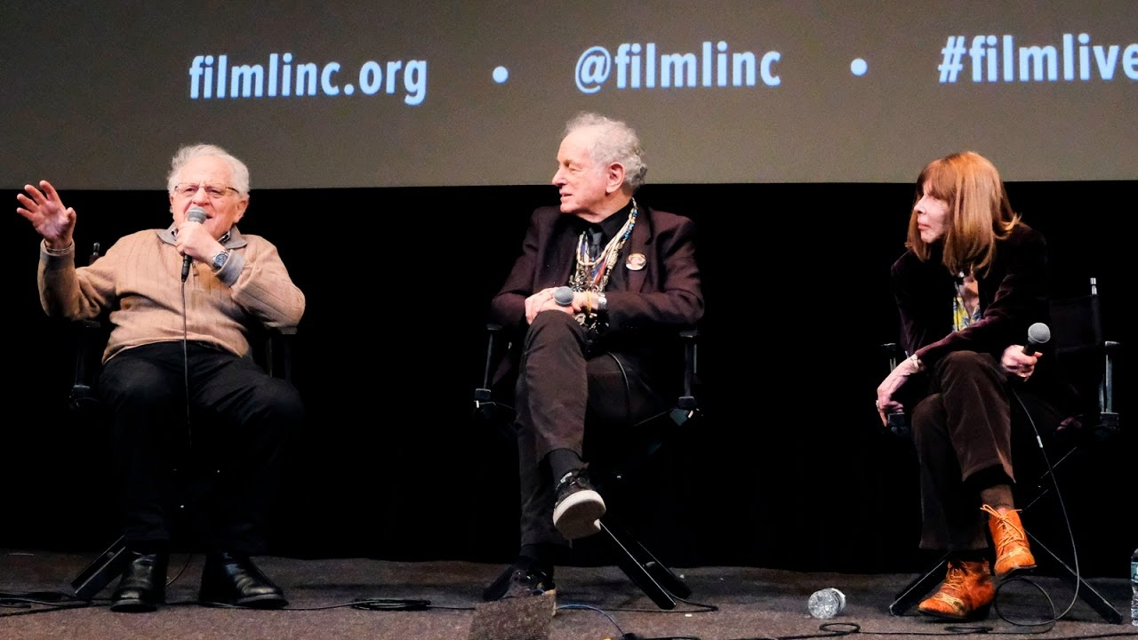 'Paul Newman Directs' Q&A | Jack Garfein, Lee Grant, & David Amram