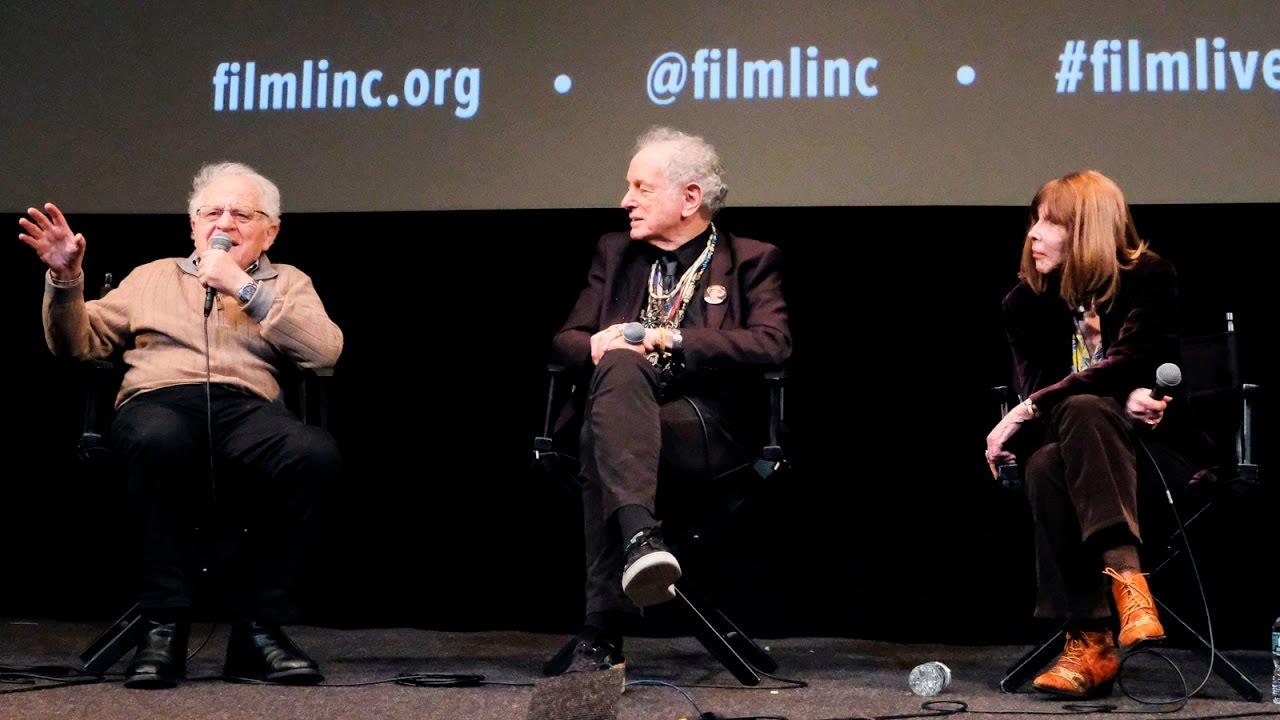 'Paul Newman Directs' Q&A | Jack Garfein, Lee Grant, & David Amram