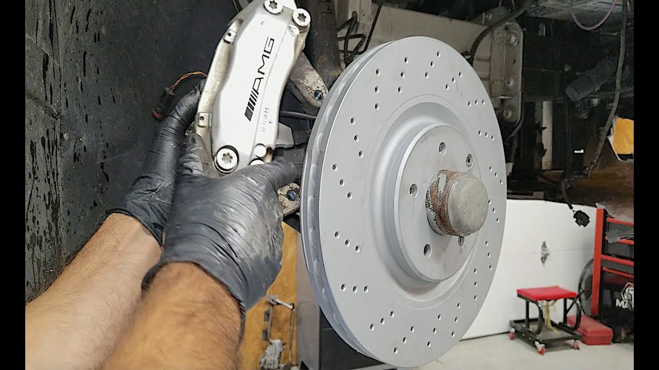 Don't Let ANYONE Replace Your Factory Brembo Brakes Before Watching This  Video  Big Brake Reality