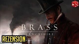 Brass: Lancashire (Martin Wallace, Roxley 2018) - Überblick & Ersteindruck - Brettspiel im Test