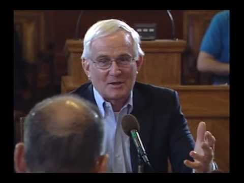 Former Pittsburgh Mayor Tom Murphy talks riverfront development with City Council
