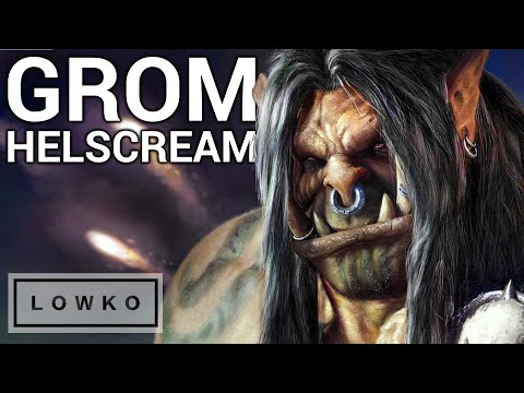 Warcraft 3: Reforged Campaign - GROM THE BLADEMASTER! (Orc Campaign)