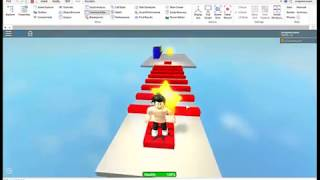 ✔️ Obby basics and simple obby [Track] making (Scriptless)🏅 - Roblox studio Australia