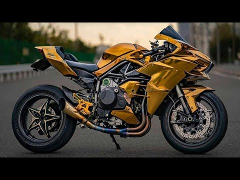 Why is this THE BEST HYPER SPORTBIKE of the century? 😲 NINJA H2 vs THE WORLD!